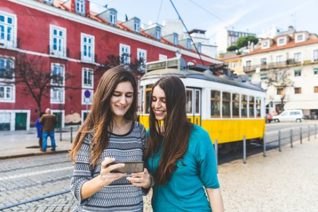 Alfama District - Lisbon Old Town Self Guided Cultural & Culinary Audio Tour App - 1